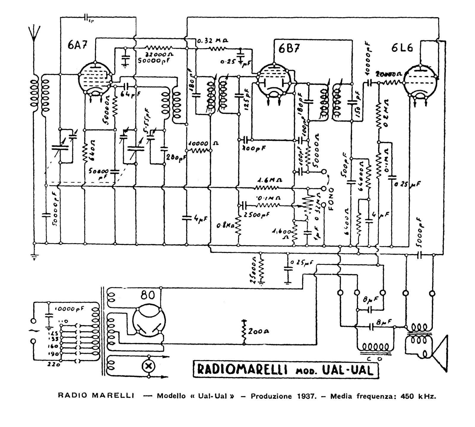 radiomarelli ual ual