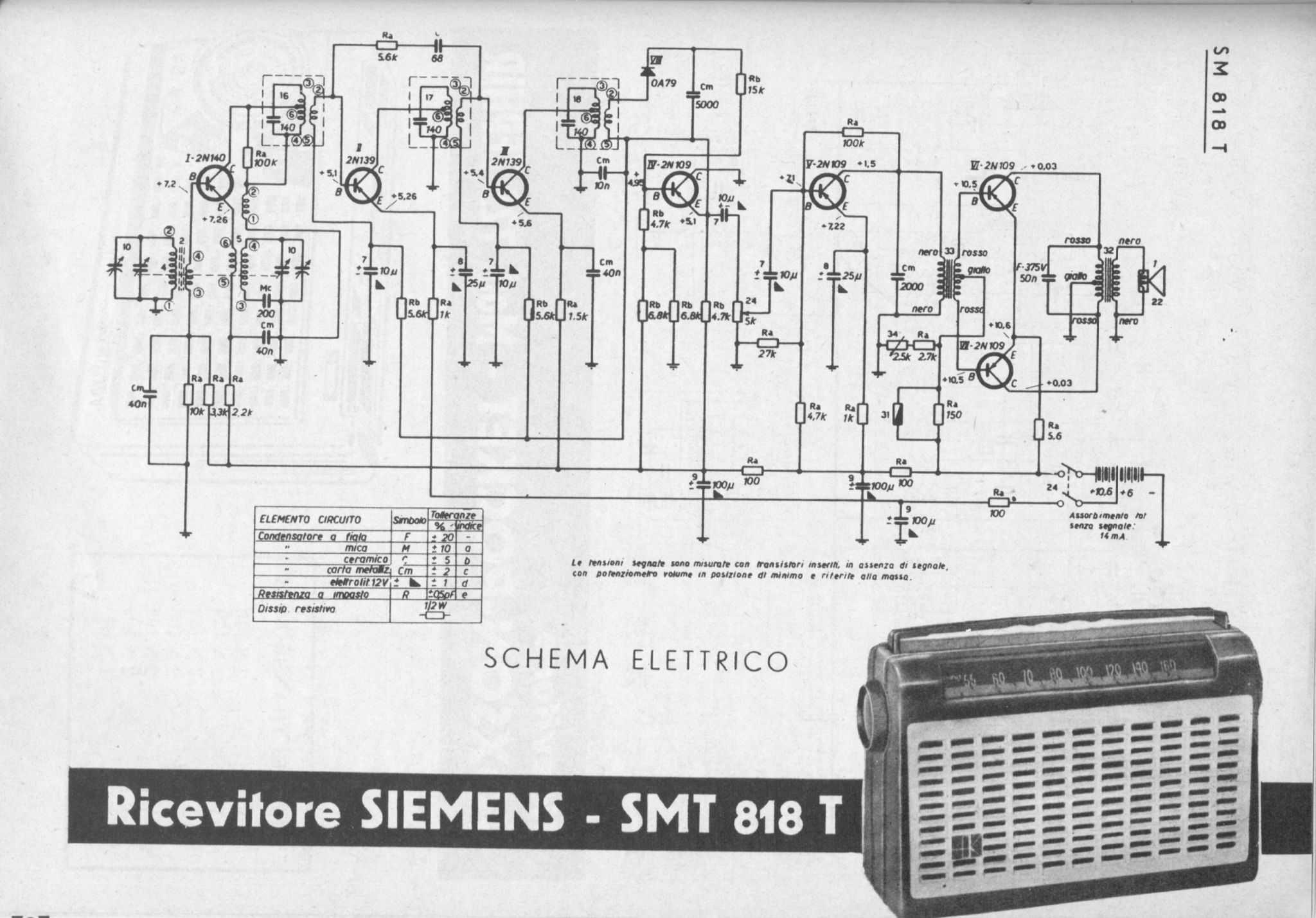 Transistor Diagrams